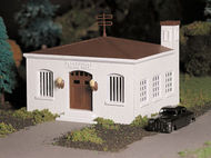 Bachmann  O Police Station Kit BAC45609