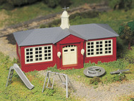 Bachmann  O Schoolhouse Kit BAC45611