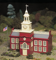 Bachmann  O Town Hall Kit BAC45614