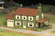 Bachmann  O 2-Story House Kit BAC45622