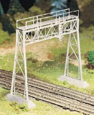 Bachmann  O Signal Bridge (Silver) Kit BAC45623