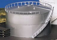 Bachmann  N Oil Tank w/Electric Diesel Horn Built-Up (D)<!-- _Disc_ --> BAC46901
