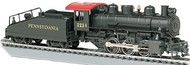 Bachmann  HO USRA 0-6-0 Steam Locomotive w/Smoke & Slope Tender Pennsylvania #3234 BAC50615