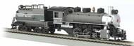 Bachmann  HO USRA 0-6-0 Steam Locomotive w/Smoke, Operating Headlight & Vanderbilt Tender Union Pacific #4438 BAC50708