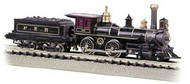 Bachmann  HO 4-4-0 American Steam Locomotive w/Coal Load DCC Ready Pennsylvania BAC51005