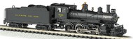 Bachmann  N Baldwin 4-6-0 Steam Locomotive DCC Equipped Baltimore & Ohio #2020- Net Pricing BAC51461