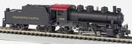 Bachmann  N Prairie 2-6-2 Steam Locomotive & Tender Pennsylvania BAC51553