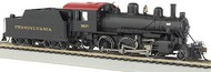 Bachmann  HO Alco 2-6-0 Steam Locomotive DCC Ready Pennsylvania #3237 BAC51707