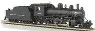 Bachmann  HO Alco 2-6-0 Steam Locomotive DCC Ready New York Central #1907 BAC51708