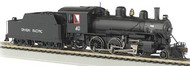Bachmann  HO Alco 2-6-0 Steam Locomotive DCC Ready Union Pacific #40 BAC51711