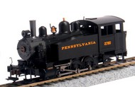 Bachmann  HO 0-6-0 Porter Side Tank Steam Locomotive DCC Equipped Pennsylvania #2780 BAC52104