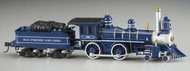 Bachmann  HO 4-4-0 American Steam Locomotive w/Coal Load DCC Sound Baltimore & Ohio BAC52703