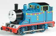 Bachmann  HO Thomas & Friends Celebration Thomas Tank Engine w/Moving Eyes BAC58740