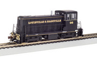 Bachmann  HO Ge 70ton L&N 99 W/dcc- Net Pricing BAC60604