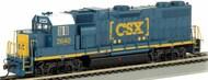 Bachmann  HO EMD GP38-2 Diesel Locomotive CSX HTM #2640 BAC61720