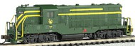 Bachmann  N N GP7 Diesel Locomotive DCC Equipped Jersey Central #1523- Net Pricing BAC62459