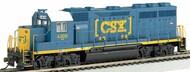 Bachmann  HO EMD GP40 Diesel Locomotive DCC Ready CSX Dark Future #4409 BAC63530
