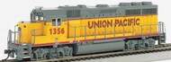 Bachmann  HO EMD GP40 Diesel Locomotive DCC Ready Union Pacific #1356 BAC63534