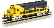 Bachmann  N N GP40 Diesel Locomotive w/8-Wheel Drive Santa Fe- Net Pricing BAC63552