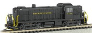 Bachmann  N Alco RS3 Diesel Locomotive DCC Equipped Pennsylvania #5604- Net Pricing BAC64255