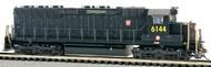 Bachmann  N N EMD SD45 Diesel Locomotive DCC Sound Pennsylvania #6144- Net Pricing BAC66452