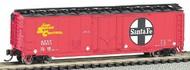 Bachmann  N 50' Plug-Door Boxcar Santa Fe BAC71052