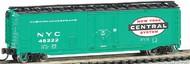 Bachmann  N 50' Plug-Door Boxcar New York Central BAC71070