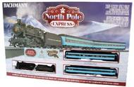 Bachmann  HO North Pole Express Train Set BAC751