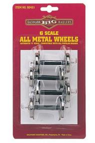 Bachmann  G G Metal Wheel Set BAC92421