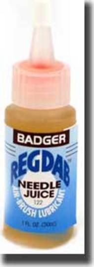 Badger  Airbrush Regdab Airbrush Lubricant, 1oz. Bottle BAD122
