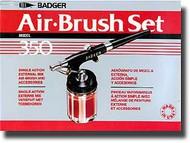 Badger  Airbrush Airbrush Set Badger 350 (Fine, Medium, Heavy) BAD3504