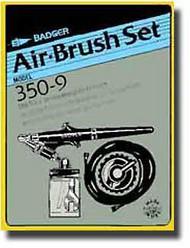 Badger  Airbrush Siphon Feed Airbrush, Medium H BAD3509