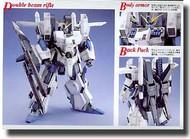 Bandai  1/100 FA-010-A Fazz EFSF Prototype Mobile Suit BAN105266