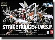 Bandai  1/144 HG MBF02 Strike Rouge + IWSP BAN124918