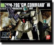 Bandai  1/144 RGM79G GM Command EFSF Mass Productive Mobile Suit BAN125299