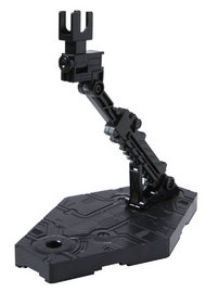 Bandai  1/144 Black Display Stand Action Base BAN149845