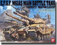 Bandai  1/35 UC Hard Graph Gundam Series: EFGF M6IA5 MBT Semovente Phantom Element BAN157471