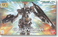 Bandai  1/144 HG Gundam 00 Series: #52 GN000 O Gundam BAN160246
