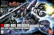 Bandai  1/144 HGUC Gundam Unicorn AMX-009 Dreissen (Unicorn Version) BAN170120