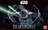 Bandai  1/72 Star Wars A New Hope: Darth Vader's Tie Advanced x1 Starfighter BAN191407