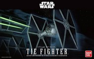 Bandai  1/72 Star Wars A New Hope: Tie Starfighter BAN194870
