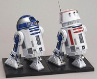 Bandai  1/12 Star Wars: R2D2 & R5D4 Droids Figures (Snap) BAN195963