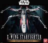 Bandai  1/48 Star Wars: X-Wing Starfighter Moving Edition w/LED Lights & Sound BAN196419