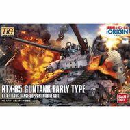 Bandai  1/144 HG Gundam The Origin Series: #002 RTX65 Guntank Early Type BAN196528