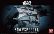 Bandai  1/48 Star Wars The Empire Strikes Back: Snowspeeder BAN196692