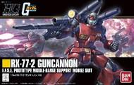 Bandai  1/144 HG Universal Century Series: #190 RX77-2 Guncannon BAN196715