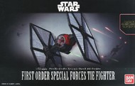 Bandai  1/72 Star Wars The Force Awakens: First Order Special Forces Tie Starfighter BAN203219