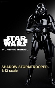 Bandai  1/12 Star Wars: Shadow Stormtrooper (Snap) BAN205880
