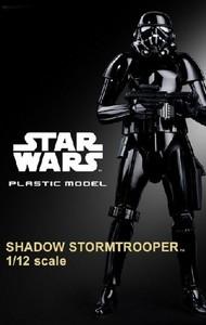 Bandai  1/12 Star Wars: Shadow Stormtrooper (Snap) BAN205880