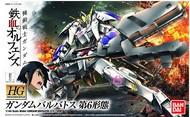Bandai  1/144 HG Gundam Iron-Blooded Orphans Series: #015 Gundam Barbatos 6th Form BAN205993